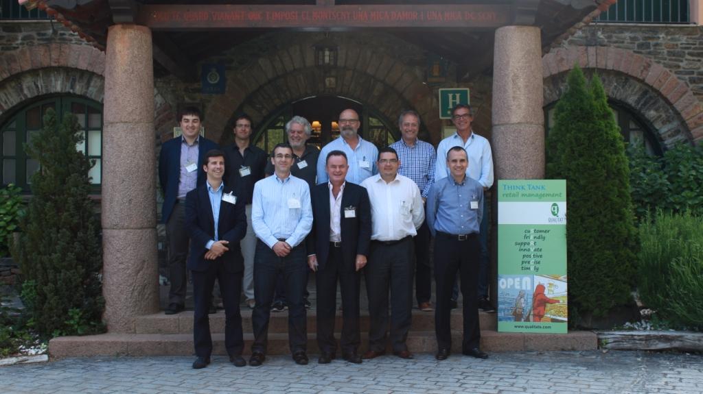 think tank retail Jordi Mas German Cid Xavier Vidal