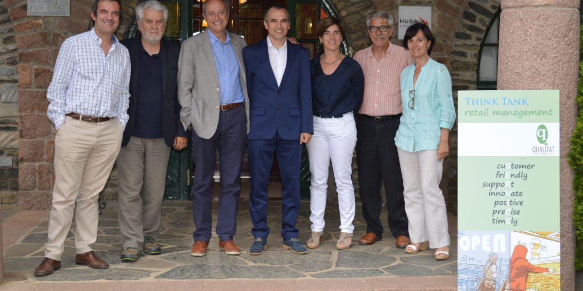 think tank retail Roser Vidal Amadeu Barbany