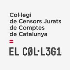 logo col·legi censors jurats de comptes de catalunya