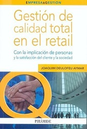 libro gestion de calidad total en el retail Joaquim Deulofeu